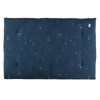 Matelas futon Eden stella Elements - Bleu marine