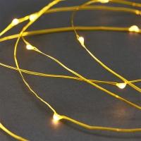 Guirlande lumineuse - Or