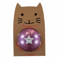 Ballon à paillettes - Violet