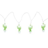 Guirlande lumineuse Cactus - Vert