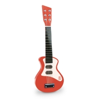 Guitare Rock - Rouge