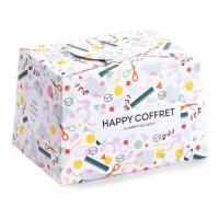 Happy coffret crée tes bijoux qui brillent dans la nuit - Multicolore