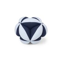 Balle de préhension Montessori Harald - Bleu marine