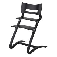 Chaise haute évolutive Leander - Noir