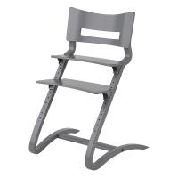 Chaise haute évolutive Leander - Gris