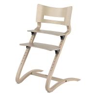 Chaise haute évolutive Leander - Blanc cérusé