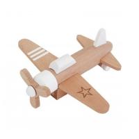 Avion à Hélice Hikouki - Blanc