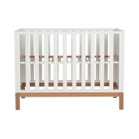 Lit bébé Hip 60 x 120 - Blanc