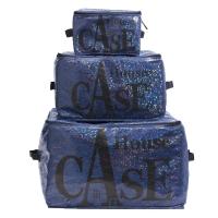 House Case Dentelle - Bleu