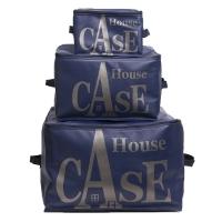 House Case Grainé - Bleu