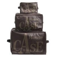 House Case Grainé - Brun