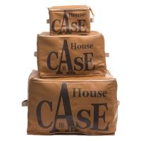 House Case Grainé - Camel