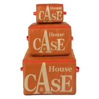 House Case Nylon - Ocre