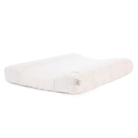 Matelas à langer bébé Calma bubble Elements - Blanc