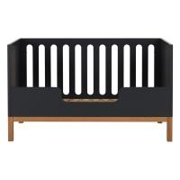 Barrière pour lit bébé canapé Indigo 70 x 140 - Moon shadow