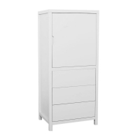 Armoire 1 porte Joy small - Nebbia