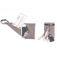 Kit porte-clés individuel - Gris