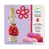 Laine - Tricotin Elodie Rouge