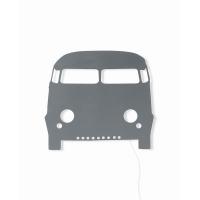 Lampe applique Combi voiture - Gris foncé
