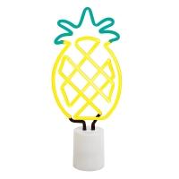 Lampe veilleuse Ananas L - Jaune/Vert