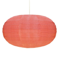 Lampion UFO Circle - Orange