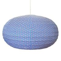 Lampion UFO Kubus - Bleu