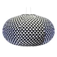 Lampion UFO Mata - Noir