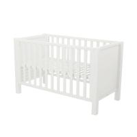 Lit bébé Joy 60 x 120 - Blanc