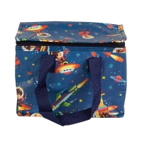 Lunch Bag Retro Space