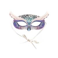 Masque enfants Woodland My Owl Purple - Violet