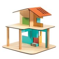 Maison de poupées Modern House