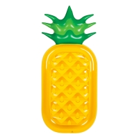 Matelas gonflable luxe ananas