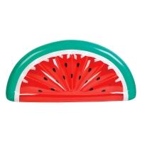 Matelas gonflable luxe pastèque