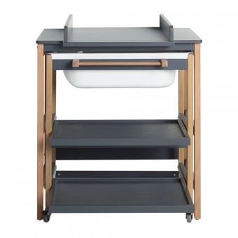 meuble de bain b b smart moon shadow naturel quax pour chambre enfant les enfants du design. Black Bedroom Furniture Sets. Home Design Ideas