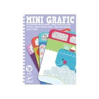 Mini Grafic - Coloriages Doodle Junior