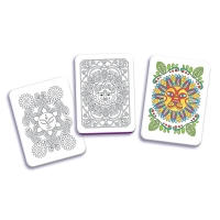 Mini Grafic - Coloriages Mandala