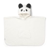 Poncho Panda Orla - Crème