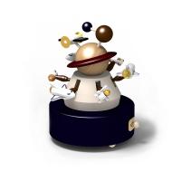 Boîte à musique Outer Space