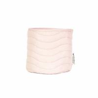Panier de rangement Samba Pure Line - Rose poudré