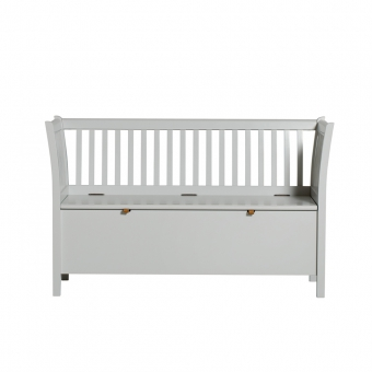 petit banc gris oliver furniture pour chambre enfant les enfants du design. Black Bedroom Furniture Sets. Home Design Ideas