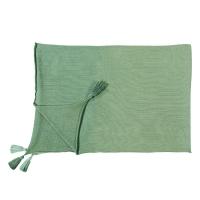 Plaid Manta dégradé 120x180 - Vert