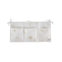 Pochette de rangement Merlin secrets Elements - Blanc