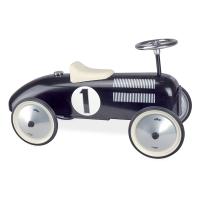 Porteur voiture vintage - Noir