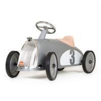 Porteur Rider Silver - Argent