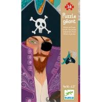 Puzzle géant - Elliott le pirate