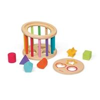 Quizz de formes - Multicolore