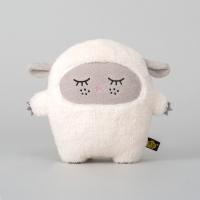 Ricewool Luxe - Blanc/Gris clair