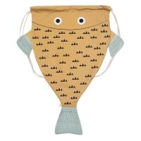 Sac à dos Monkfish - Moutarde