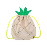 Petit sac enfant Ananas - Beige