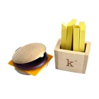 Maracas et Castagnettes Hamburger Frites